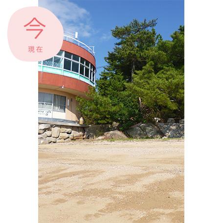 女郎ヶ浜(現在)